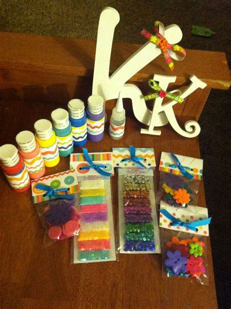 christmas crafts for 10 12 year olds a birthday gift for a 10 year diy letters and embellishments birthday