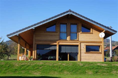 chalet poteaux poutres bois 224 viuz jolly construction bois