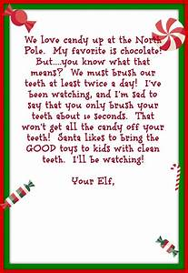 Elf on the shelf day 9 december pre k pinterest for Goodbye letter from elf on the shelf template
