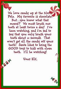 Elf on the shelf day 9 december pre k pinterest for Goodbye letter from elf on the shelf template