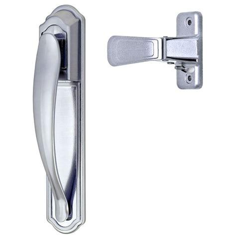 screen door handle ideal security deluxe and screen door lever handle