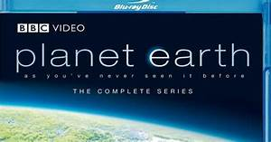 BBC: Planet Earth Special Edition Hybrid ~ Store Free ...
