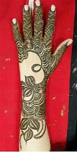 Mehendi Designs From UAE | Khaleeji Henna Collection for ...