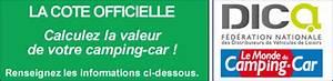 Cote Officielle Camping Car : cote officielle cote officielle le monde du camping car ~ Medecine-chirurgie-esthetiques.com Avis de Voitures