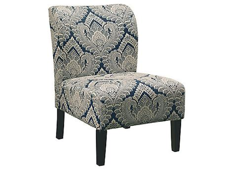 rosalie accent chair sapphire raymour flanigan
