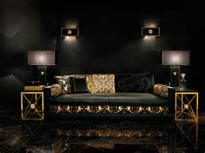 interior home furniture versace home