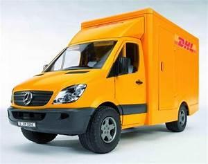 Camion Sprinter : camion mercedes benz sprinter dhl enorme 1 16 1 14 bruder 1 en mercado libre ~ Gottalentnigeria.com Avis de Voitures
