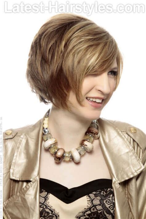 short straight hairstyles trending