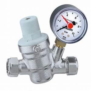 Reducteur De Pression Avec Manometre : 5338 r ducteur de pression avec manom tre 0 10 bar corps ~ Dailycaller-alerts.com Idées de Décoration