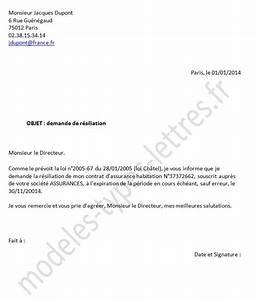 Resiliation Assurance Auto Vente : mod le de r siliaton de contrat d 39 assurance habitation loi ch tel ~ Gottalentnigeria.com Avis de Voitures