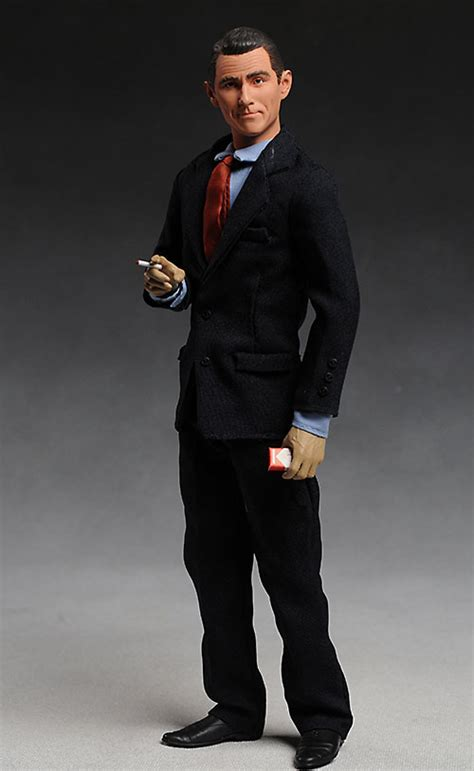 serling rod action twilight zone figure figures toy celebrity pop dolls custom sixth mwctoys scale culture another doll collectible michael