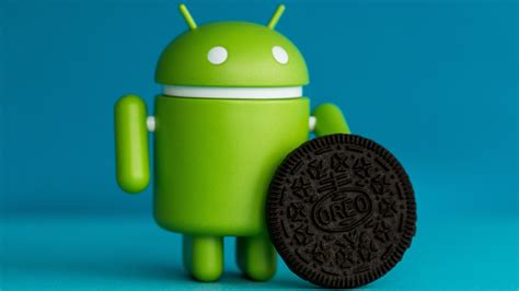 Wallpaper Android Oreo, Android 8, Stock, 4k, Technology