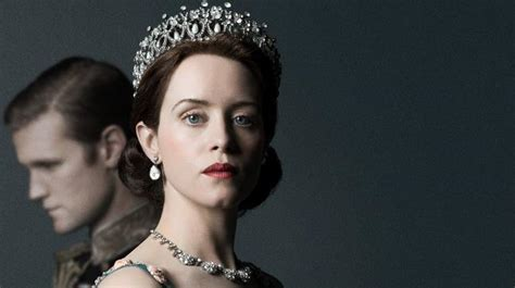 The Crown: Netflix releases first look of actress Olivia ...
