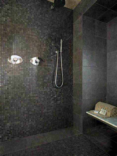 badkamer ontwerpen met mozaiek tegels interieur inrichting