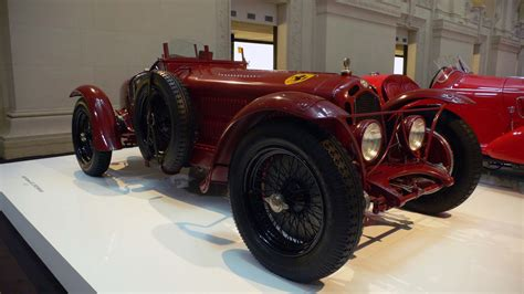 Pocher Alfa Romeo Monza 1931 Alfa Romeo 8c 2300 Monza Kit