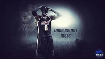 Lebron Dark James Knight Wallpapers Desktop Dunk