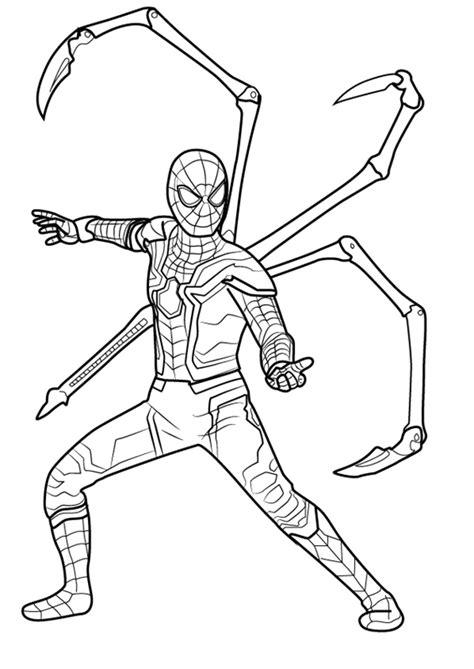 avengers infinity war  game  printable coloring