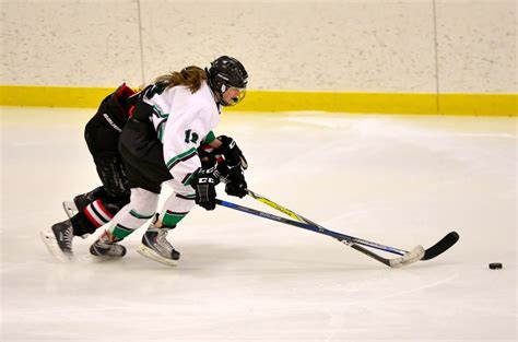 girls hockey northern edge devoured  red panthers