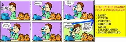 Garfield Comic Comics Own Mezzacotta Square 2009