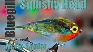 Squishy Head Bluegill - Underwater Footage