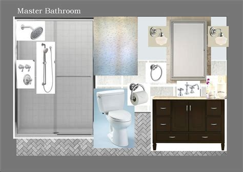 Sunnywood Vanity by 12 Devonshire Master Bath Chronicles Design Plan