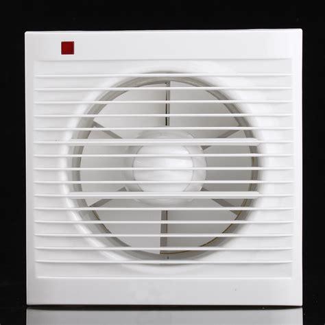 waterproof mute bathroom extractor exhaust fan