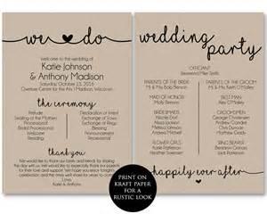 fan wedding program template ceremony program template printable wedding programs
