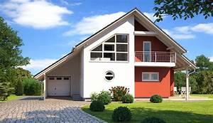 Einfamilienhaus Mit Garage : jk traumhaus fertigh user massivh user holzh user ~ Lizthompson.info Haus und Dekorationen