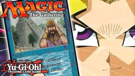 had yu gi magic oh gathering cards