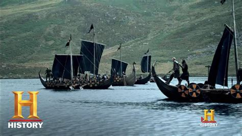 Viking Boats by Vikings Boats History