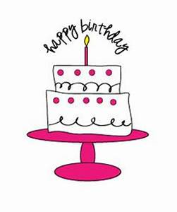 Happy 6th Birthday Cake Clipart - Clipart Suggest