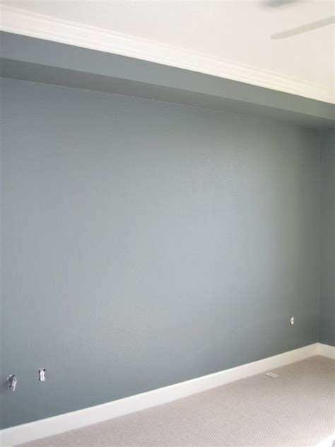 wall paint color is martha stewart schoolhouse slate gorgeous blue gray would be a stunning