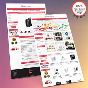 Mobile Responsive Ebay Store Design  U0026 Auction Listing