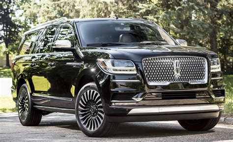 2018 Lincoln Navigator  Overview Cargurus