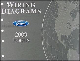 ford focus wiring diagram manual original