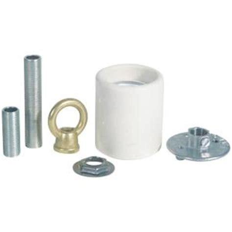 westinghouse porcelain keyless socket adapter kit 7040800