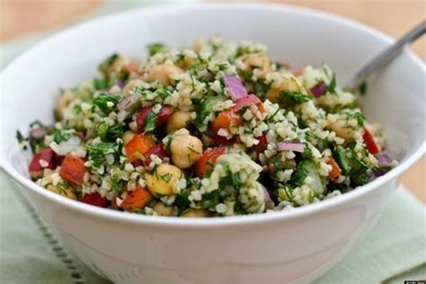 7 Healthy Lunch Salads To Take to Work | HuffPost