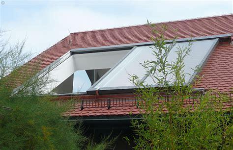 Großes Bild über by Gro 223 Es Schiebefenster 252 Ber Der Dachfl 228 Che