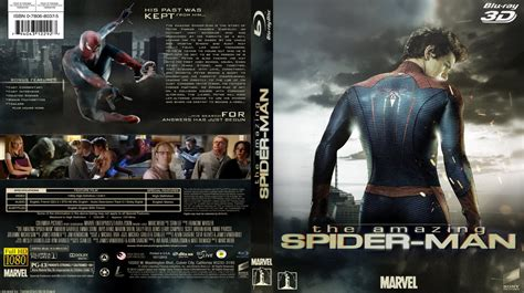 The Amazing Spider Man Custom Bluray Thequicktech