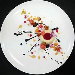 Assiette Plate Originale : 1001 id es comment pr senter un assiette dessert individuel ~ Teatrodelosmanantiales.com Idées de Décoration