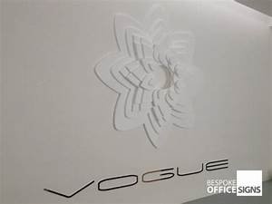 3d office wall signs for 3d vinyl letters