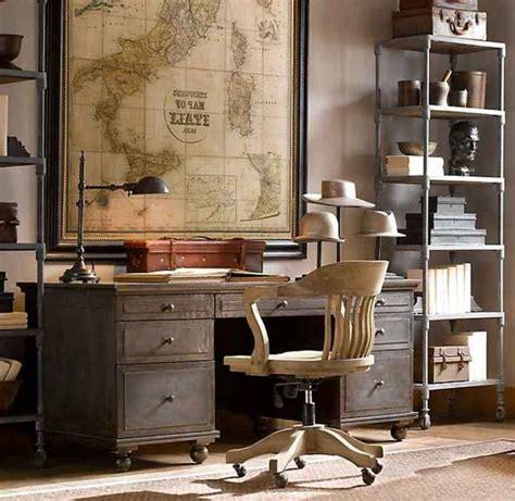 vintage home office 17 eenvoudige trucs om een interieur te cre 235 ren in de 3206