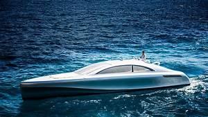 Azur Luxury Motors : mercedes launched its first motor yacht ~ Medecine-chirurgie-esthetiques.com Avis de Voitures