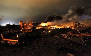Fertilizer Plant Explodes in Texas: 'This Town Is Hurt ...