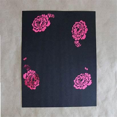 Colored Foil Multi Prints Metallic Printing Persialou