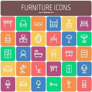 Mbel Icon Sammlung