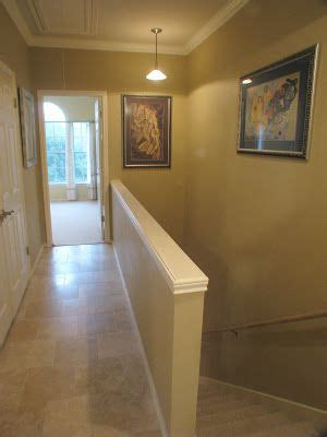 cap  wall   basement staircase
