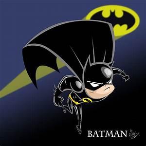 batman dark knight (chibi) by favius on DeviantArt