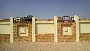 Boundary walls wall design