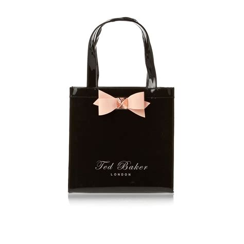 cargo womens ted baker lilcon bag black free uk delivery on all orders